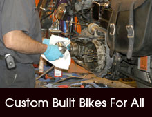 Motorcycle Parts - Savannah, GA - Al's Cycle Repair